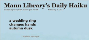 mann-library-daily-haiku
