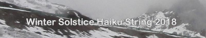 AHS Winter Solstice Haiku String2018
