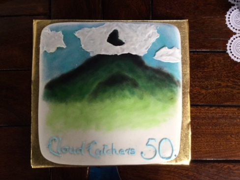 cloudcatchers cake