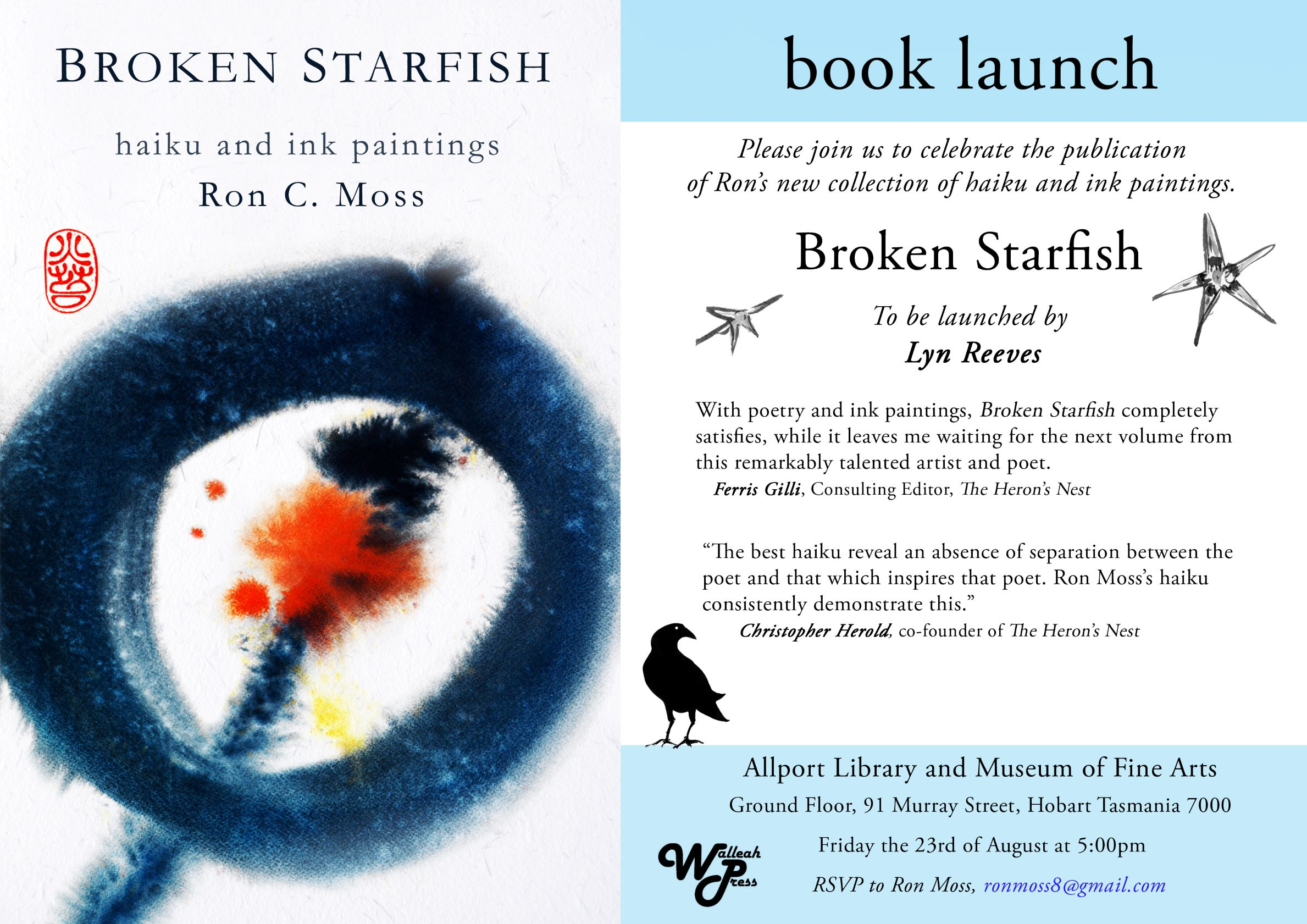 Book Launch Flyer resized