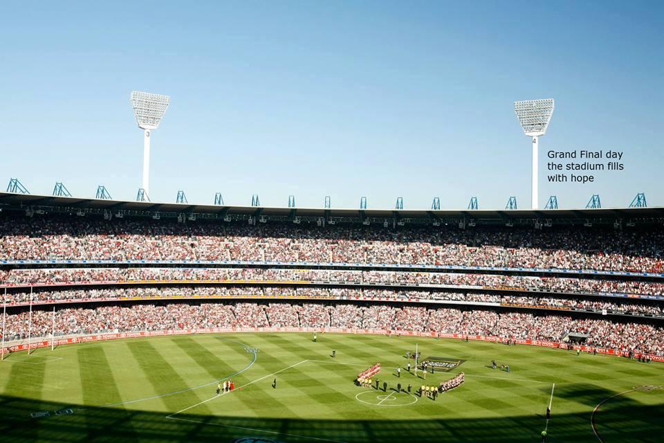 2019 AFL Grand Final HaikuKukai
