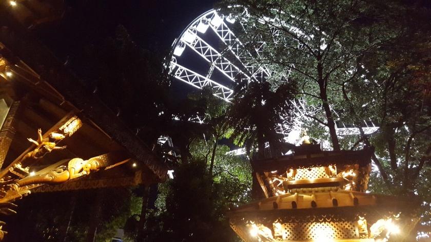 Ferris wheel Bris 2