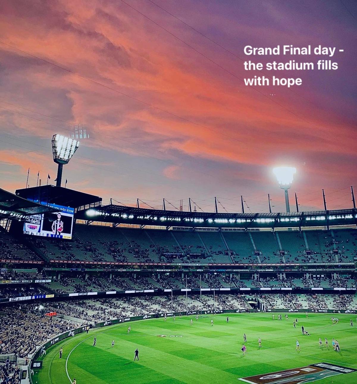 The 2021 AFL Grand Final HaikuKukai